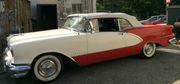 1956 Oldsmobile Ninety-Eight Starfire Convertible